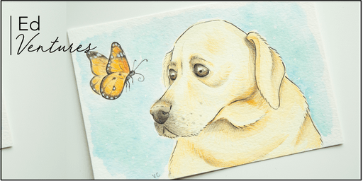 Stylized Pet Portraits Workshop - Vena Carr