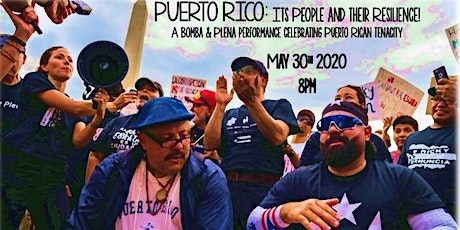 Puerto Rico, its People, and their Resilience! tickets