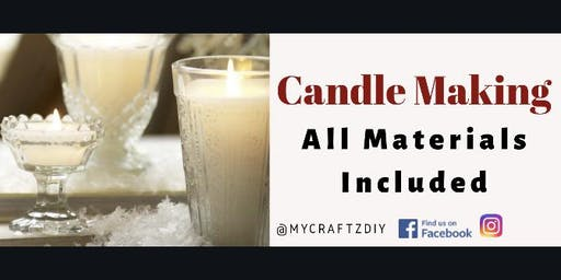 Holiday Candle Making