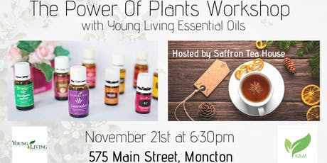The Power Of Plants tickets