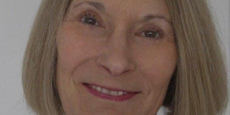 Joanna Toye – Meet the Author tickets