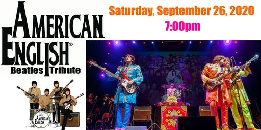 """""""American English"""" The Complete Beatles Tribute"""