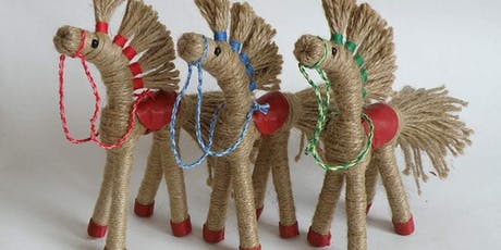 Folk Ornament: Horse -  Tapping Circle for Emotional Intelligence tickets