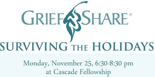 Grief Share Seminar: Surviving the Holidays