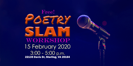 Poetry Slam Workshop tickets