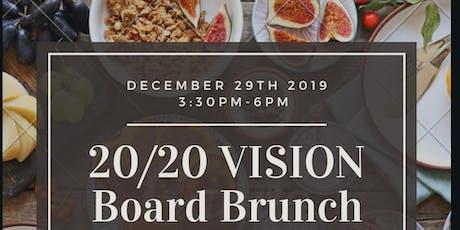 20/20 Vision Board Brunch- Level Up tickets