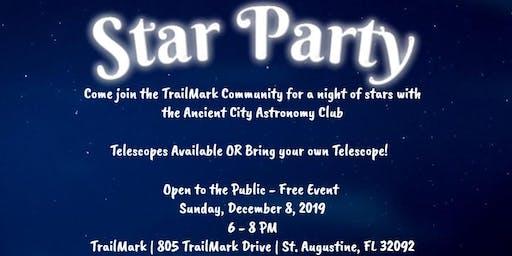 TrailMark Star Party