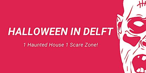 Halloween In Delft
