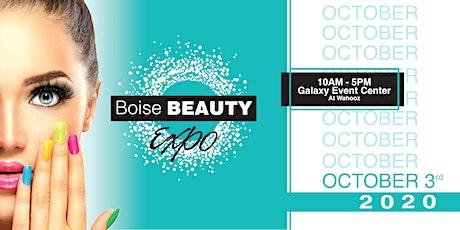 Boise Beauty Expo tickets