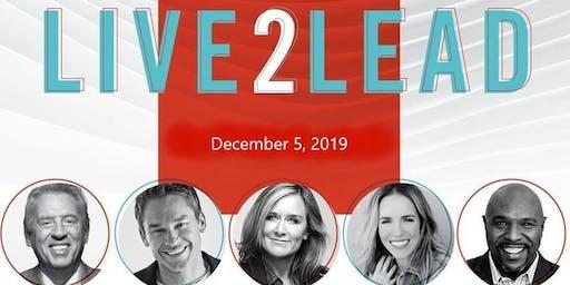 LIVE2LEAD 2019 Leadership Summit Rebroadcast