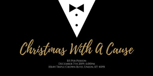 Christmas With A Cause | Black Tie Christmas Event