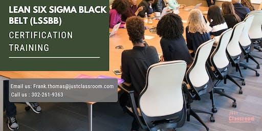 Lean Six Sigma Black Belt (LSSBB) Certification Training in New London, CT
