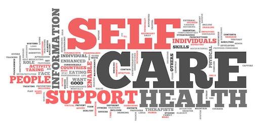 Creative Self-Care ... Even Under Duress! (Art & Soul)