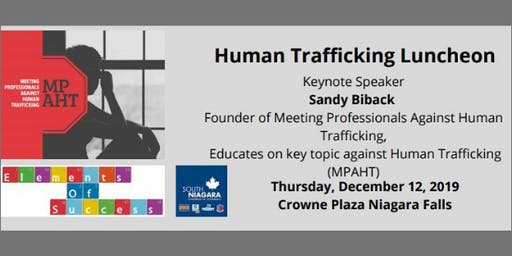 Human Trafficking Learning Luncheon