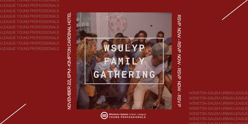 Young Professionals' Family Gathering