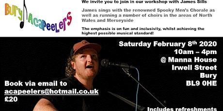 James Sills Workshop tickets