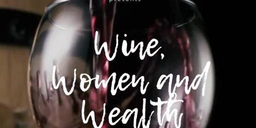 The PHP Agency Ladies:Women Wine and Wealth Event