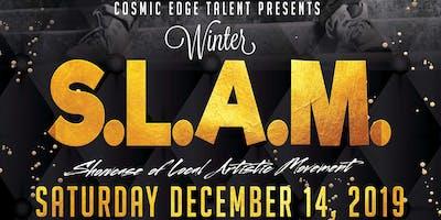 Winter SLAM - Showcase of Local Artistic Movement