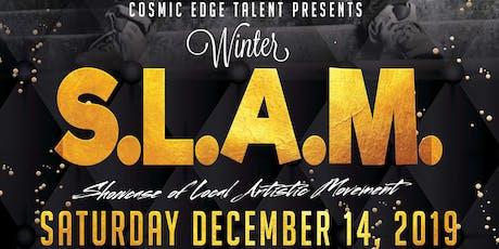 Winter SLAM - Showcase of Local Artistic Movement tickets