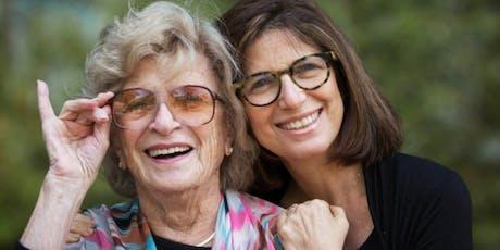 NO MORE DRAMA WITH MAMA: Forgiveness VIRTUAL Workshop tickets