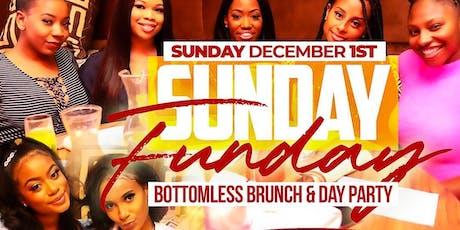 Sunday Funday Brunch & Day Party Every 1st Sunday  tickets