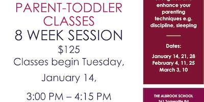 Parent-Toddler Classes