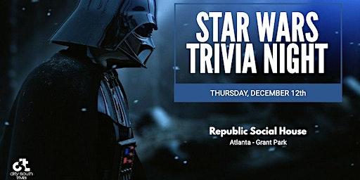 Star Wars Trivia Night - Atlanta
