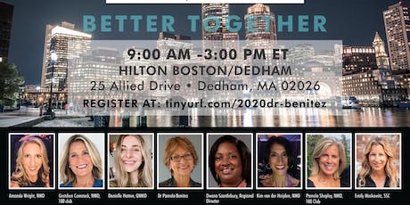 "2020 Dedham Regional ""Better Together"" tickets"