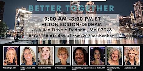 """2020 Dedham Regional """"Better Together"""" tickets"""
