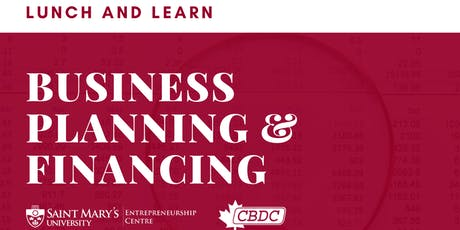 Business Planning & Financing Lunch and Learn tickets