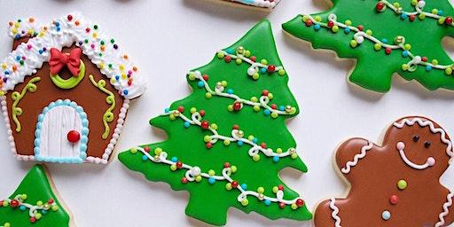 Christmas Cookie Decorating Workshop