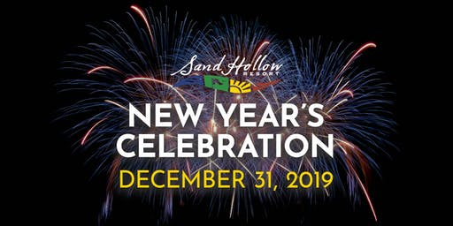 Ring in the New Year at Sand Hollow Resort!