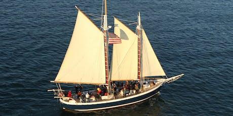 July 4th 2020- Brunch Sail on San Francisco Bay tickets