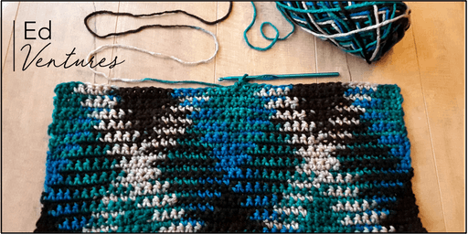 Yarn Pooling Crochet Workshop - Cat Candow