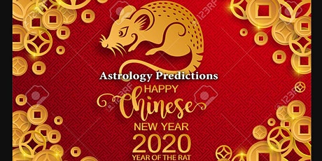The Chinese New Year, Astrology Predictions - The Year of The Metal Rat! tickets