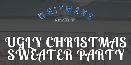 Whitmans Ugly Christmas Sweater Party tickets