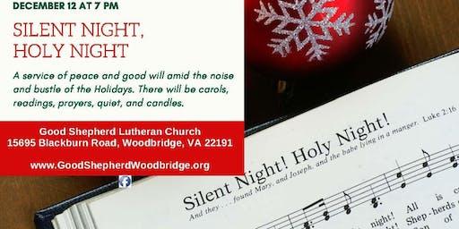 Silent Night, Holy Night Church Service