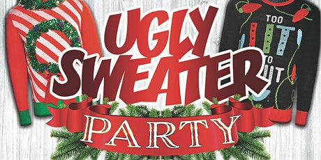 "Rock Your ""Ugly Sweater"" at Madd Hatter tickets"