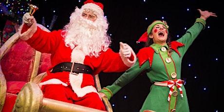 Santa's New Sleigh  tickets