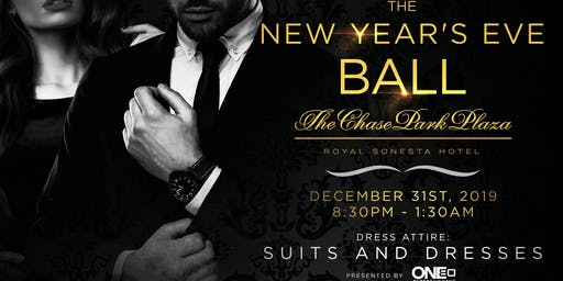 The New Year's Eve Ball at The Chase Park Plaza