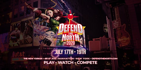 Defend The North 2020 tickets