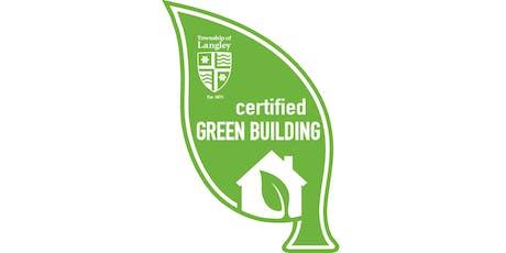 Benefits of Energy Efficient Homes Presentation & Tour (public event) tickets