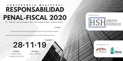 Responsabilidad Penal-Fiscal del Empresario 2020