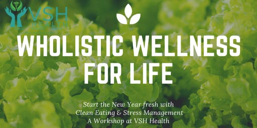 Wholistic Wellness For Life