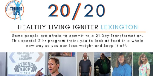 2020  Healthy Living Igniter - Lexington