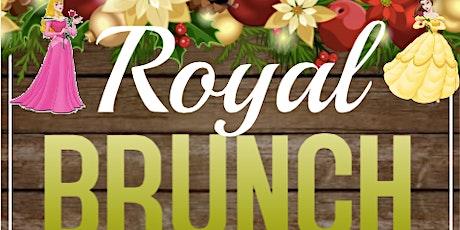 Royal Brunch tickets