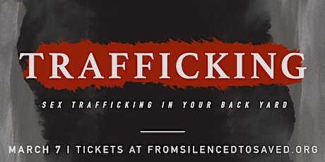 Sex Trafficking in Your Backyard tickets