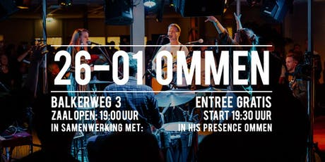 Worship night Ommen tickets