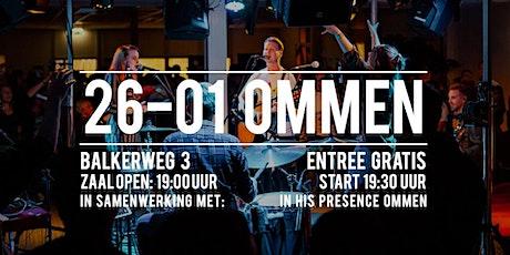 Worship night Ommen tickets