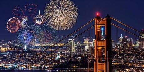 Fourth of July 2020 -Fireworks Sail on San Francisco Bay tickets